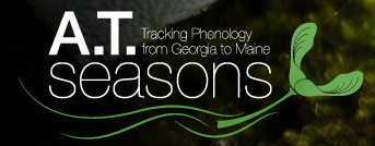 A.T. Seasons - Appalachian Trail plant and animal monitoring