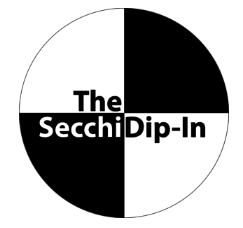 The Secchi Dip-In - water quality monitoring